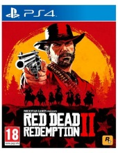 SONY RED DEAD REDEMPTION 2 игра